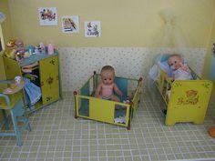 Vintage Baby Room!