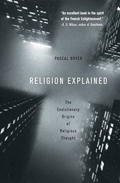 Religion Explained: The Evolutionary Origins of Religious Thought by Pascal Boyer http://www.amazon.com/dp/0465006965/ref=cm_sw_r_pi_dp_YCAbvb0AAS200