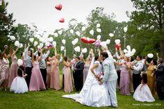 Um casamento super lindo para inspirar as noivinhas! A Amanda e o Marcos arrasaram em tudo, principalmente nas fotos.