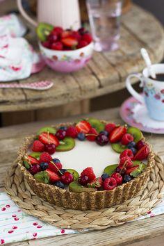 Raw Vegan, Serving Bowls, Raspberry, Vegan Recipes, Basket, Gluten Free, Fruit, Cooking, Breakfast