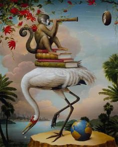Birds of America: The Study by Kevin Sloan