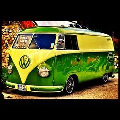 My VW Camper Van: BZ BD 54H #vwcamper #vwt1 #vw