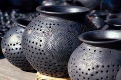 Barro negro de Oaxaca - preciosa artesanía mexicana