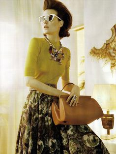 Mad Men Style  by Bobbins and Bombshells
