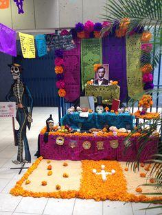 #diademuertos #mexico #tradition #colors #celebratingdeath