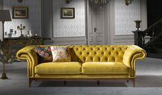 Living Room Sofa, Home Living Room, Living Room Designs, Living Room Decor, Smart Furniture, Sofa Furniture, Furniture Design, Victorian Sofa, Sofa Colors