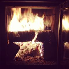 .@carolinaengman | Hanging out by the fire, cozy! | Webstagram - the best Instagram viewer