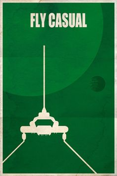 """""""Fly Casual"""" by Jason Christman ~ Limited Edition Giclee on Paper ~ Star Wars Artwork ~ """"The easiest way to get by the empire, fly casual. Star Wars Love, Star Wars Art, Science Fiction, Star Wars Vehicles, Star Wars Ships, The Force Is Strong, Star Wars Poster, Love Stars, Minimalist Poster"""