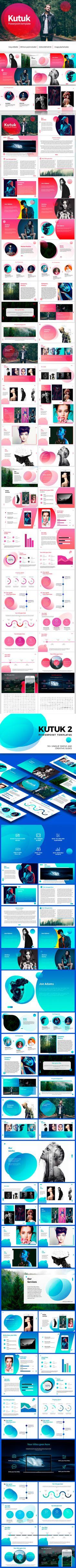 Kutuk Bundle - PowerPoint Templates Presentation Templates