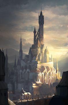 Edge of Darkness: City Watch by Alayna.deviantart.com on @DeviantArt