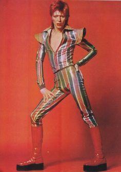 Bowie, Ziggy Stardust