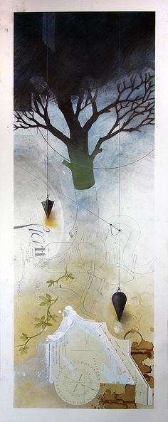 2016 mixed media on paper x 21st Century, Mixed Media, Painting, Art, Craft Art, Painting Art, Kunst, Paint, Draw