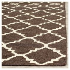 Robbie Runner Rug - Brown / Ivory (2'6 X 14') - Safavieh, Brown/Ivory