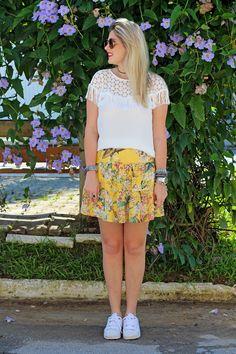 fato_basico_look_saia_blusa_renda_detalhes_floral_fashion_mood_do_dia_estilo_estampa_dicas_como_usar_cade_meu_blush_blog_de_moda 5