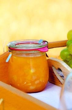 Aprikosen-Chutney selber machen - DIY-Anleitung via Makerist.de
