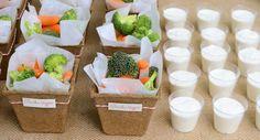 Garden veggies -love!