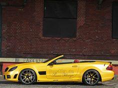 Mercedes-Benz (R230) SL55 AMG by #Fostla #mbhess #mbtuning