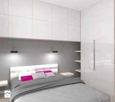 Sypialnia styl Skandynawski - zdjęcie od ML Projekt