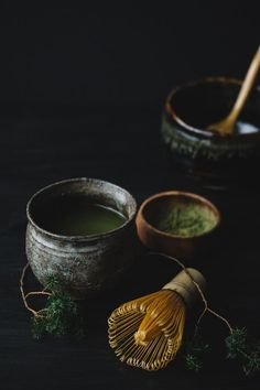 Bloesem living | Preparing Matcha Tea