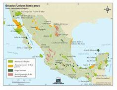 Un viaje a México en 25 mapas | Geografía Infinita