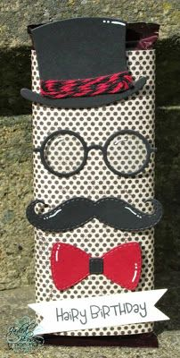 Sr. Bigote - Mr. Moustache