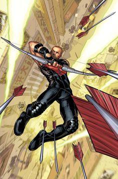 Hawkeye by Adam Kubert