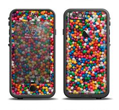 The Tiny Gumballs Apple iPhone 6/6s LifeProof Fre Case Skin Set