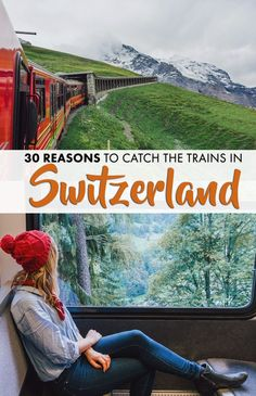 Switzerland is undeniably one of my favorite countries in the world. Filled with emerald lakes, snow-dusted mountain ranges, wooden chalets and fields of wild flowers, it's hard not to fall i…