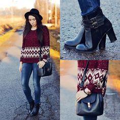 me encantan sus botas!