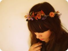 flower crown | Crowned