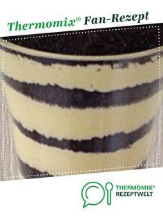 Oreo Dessert (Blumenerde) von Melc. Ein Thermomix ® Rezept aus der Kategorie Desserts auf www.rezeptwelt.de, der Thermomix ® Community.