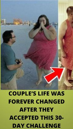#COUPLE'S LIFE WAS FOREVER #CHANGED AFTER THEY #ACCEPTED THIS 30-DAY #CHALLENGE