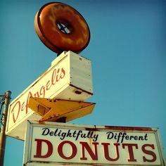 ahhhh yum #donuts