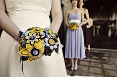 ***Due to the popularity of this blog post, we've updated it to include even more wonderful non-floral bouquet photos at the bottom part of...