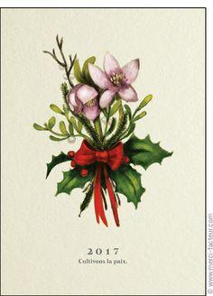 Cette carte vous plait ? Profitez-en tant qu'il est encore temps de souhaiter une bonne année 2017 à vos amis avec une jolie #carte envoyée par La Poste en quelques clics ! #voeux #BonneAnnée #voeux2017 #amour #love #paix #peace #paz  Carte Cultivons la paix pour la nouvelle ann�e pour envoyer par La Poste, sur Merci-Facteur !