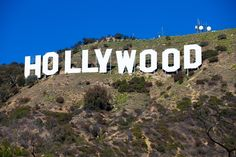 The Hollywood sign is a classic icon that is a must see in California.