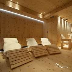 #AlpenHotelChalet #SPA vi offre un percorso completo per un #relax globale. The #AlpenSPA offers you a complete itinerary for a global relaxation.