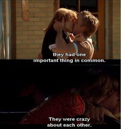 They were both crazy about each other~Notebook