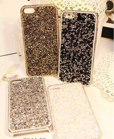 New Hi-Q Upscale Luxury Bling Phone Cover Case for Apple iPhone 6 & 6 Plus