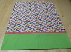 Flip Flops summertime pillowcase by JamesRiverCrafts on Etsy