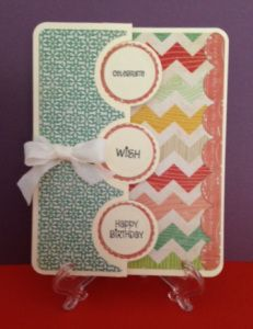 Sizzix Triple Circle Flip-its die and Minis4Circles by Stamps of Life.