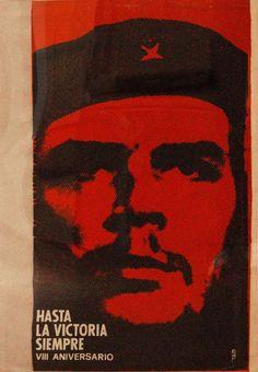 Hasta La Victoria, 1960s-1970s Cuban poster art