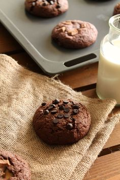 Chocolate Caramel Cookies, Sweet Life, Food Photo, I Foods, The One, Cookie Recipes, Cocoa, Blogging, Baking