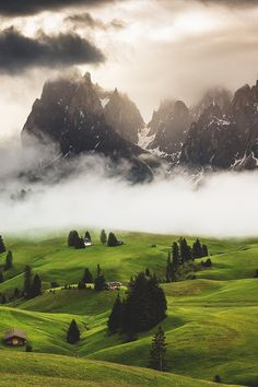 OPEN PLANES HAS ALWAYS BEEN MY SECRET ESCAPE...... MILES AND MILES OF UNTOUCHED LANDSCAPES WHERE MY SOUL CAN BREATHE AND MY HEART BEATS IN QUIET AWE......Dolomites, Italy