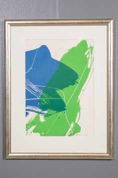 Ulla Rantanen, 1992, litografia, 41x29 cm, edition HC -  Huutokauppa Helander 03/2015
