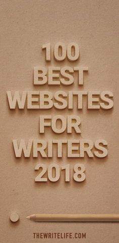 best websites for writers