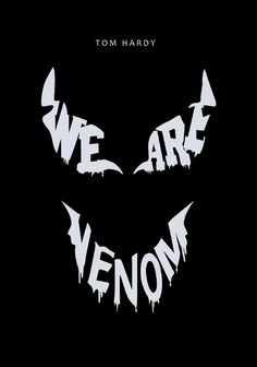 We are venom Marvel Venom, Marvel Villains, Marvel Fan, Marvel Dc Comics, Marvel Heroes, Marvel Avengers, Venom Comics, Film Venom, Venom Movie