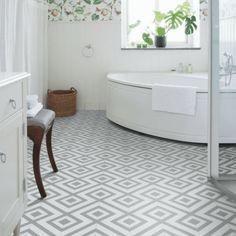 Granada Grey Sheet Vinyl Flooring Wide 16 Per Cushioned Vinyl Flooring, Vinyl Flooring Bathroom, Vinyl Sheet Flooring, Luxury Vinyl Tile Flooring, Bathroom Vinyl, Kitchen Vinyl, Vinyl Tiles, Bathroom Floor Tiles, Grey Flooring