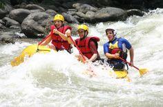 rios tropicales savegre river rafting guide   - Costa Rica