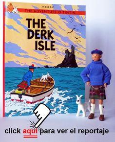 MADELMAN BLOG SHOW: Madelman Tintin en la Isla Negra